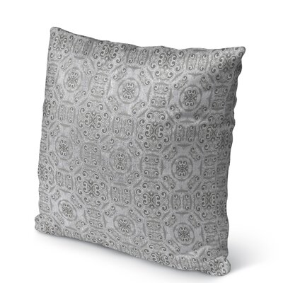 Bilbao Burlap Indoor/Outdoor Pillow Size: 16 H x 16 W x 5 D