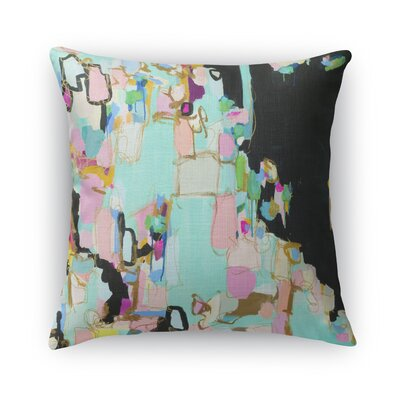 Valley of the Dolls Indoor/Outdoor Throw Pillow Size: 16 H x 16 W x 5 D