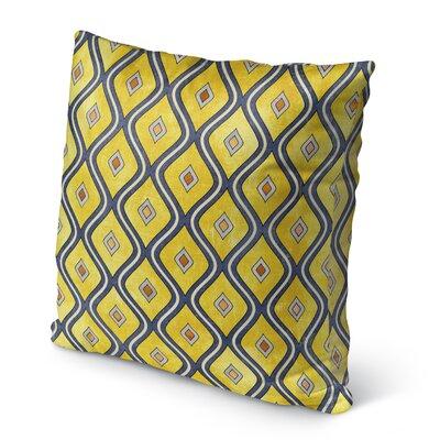 Verona Burlap Indoor/Outdoor Pillow Size: 18 H x 18 W x 5 D