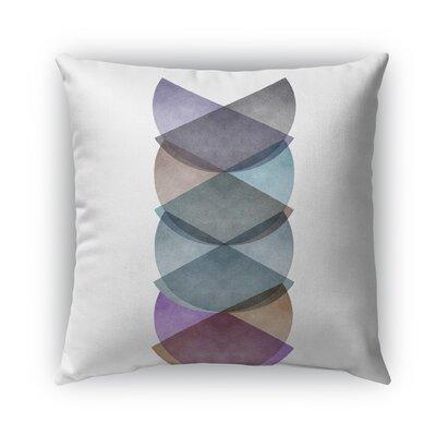 Union Burlap Indoor/Outdoor Throw Pillow Size: 26 H x 26 W x 5 D