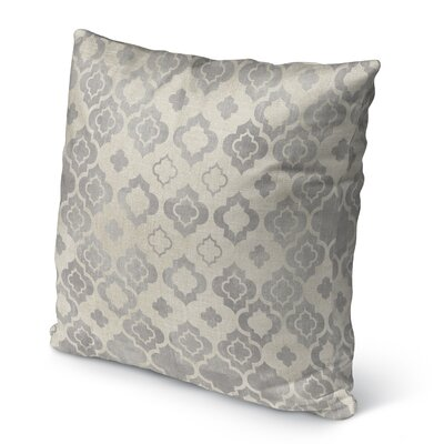 Taranto Burlap Indoor/Outdoor Pillow Size: 16 H x 16 W x 5 D