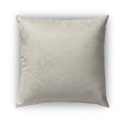 Versilia Burlap Indoor/Outdoor Throw Pillow Size: 26 H x 26 W x 5 D
