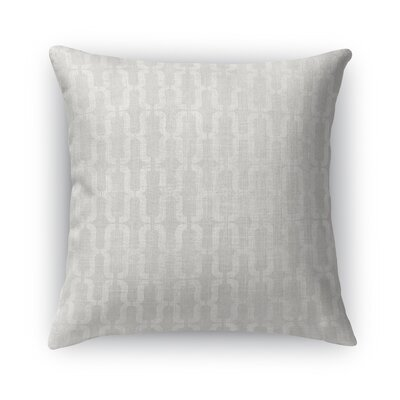 Lucca Throw Pillow Size: 16 H x 16 W x 5 D