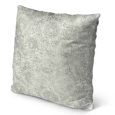 Syracuse Burlap Indoor/Outdoor Pillow Size: 18 H x 18 W x 5 D