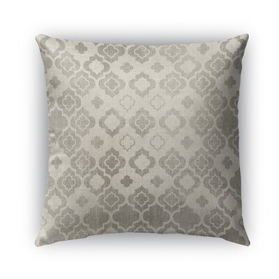 Trieste Burlap Indoor/Outdoor Throw Pillow Size: 26 H x 26 W x 5 D