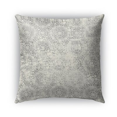 Syracuse Burlap Indoor/Outdoor Throw Pillow Size: 16 H x 16 W x 5 D