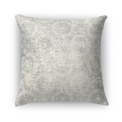 Syracuse Burlap Throw Pillow Size: 24 H x 24 W x 5 D