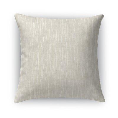 Latina Throw Pillow Size: 18 H x 18 W x 5 D