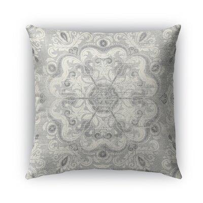 Toledo Burlap Indoor/Outdoor Throw Pillow Size: 16 H x 16 W x 5 D