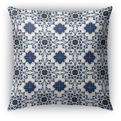 Stokes Burlap Indoor/Outdoor Throw Pillow Size: 18 H x 18 W x 5 D