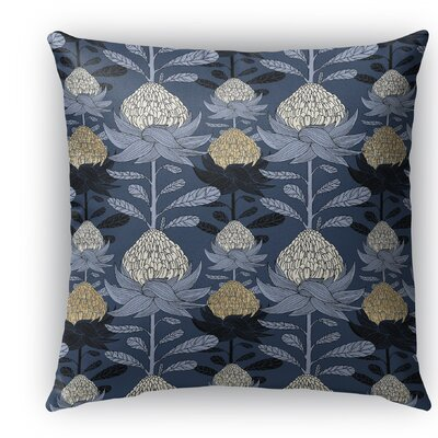 Elicia Blossom Throw Pillow Size: 20 H x 20 W x 5 D