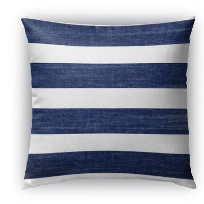 Centerville Burlap Indoor/Outdoor Throw Pillow Size: 20 H x 20 W x 5 D