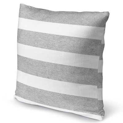 Centerville Burlap Indoor/Outdoor Pillow Size: 16 H x 16 W x 5 D