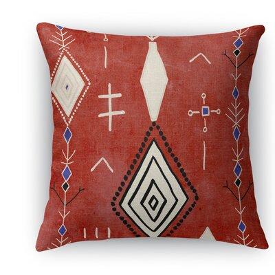 Mehaya Throw Pillow Size: 24 H x 24 W x 5 D