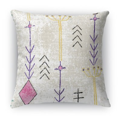 Mezouar Throw Pillow Size: 16 H x 16 W x 5 D