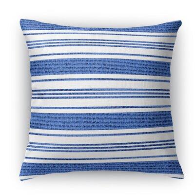 Ellicott Burlap Indoor/Outdoor Throw Pillow Size: 26 H x 26 W x 5 D