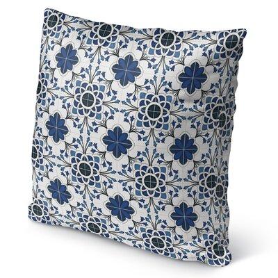 Grosvenor Burlap Indoor/Outdoor Throw Pillow Size: 18 H x 18 W x 5 D