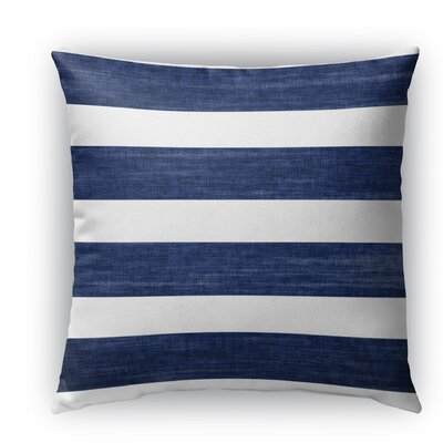 Centerville Indoor/Outdoor Throw Pillow Size: 18 H x 18 W x 5 D