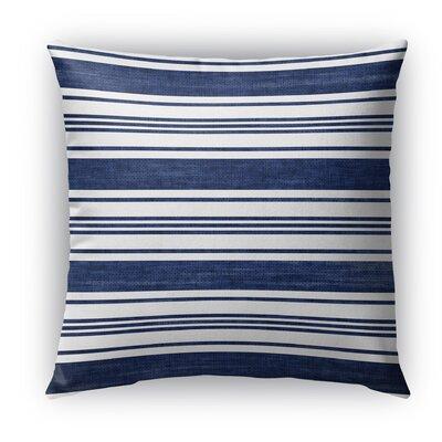 Ellery Burlap Indoor/Outdoor Throw Pillow Size: 26 H x 26 W x 5 D