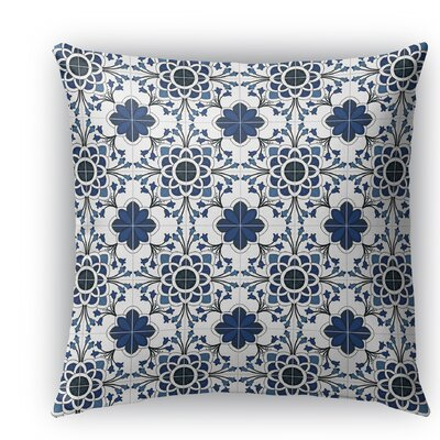 Grosvenor Burlap Indoor/Outdoor Throw Pillow Size: 26 H x 26 W x 5 D
