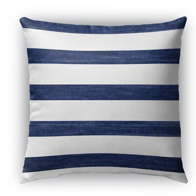 Mashpee Burlap Indoor/Outdoor Throw Pillow Size: 16 H x 16 W x 5 D