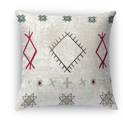 Nasse Throw Pillow Size: 24 H x 24 W x 5 D