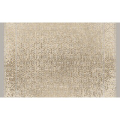 Cedric Brown Area Rug Rug Size: 3 x 5