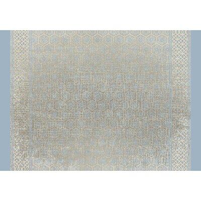 Cedric Light Blue Area Rug Rug Size: 8' x 10'