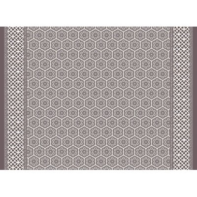 Draven Brown Area Rug Rug Size: 5 x 7