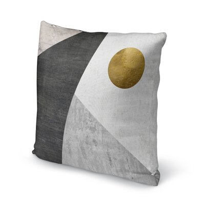 Night Moon Accent Pillow Size: 18 H x 18 W x 5 D