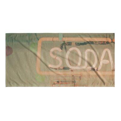 Soda Beach Towel