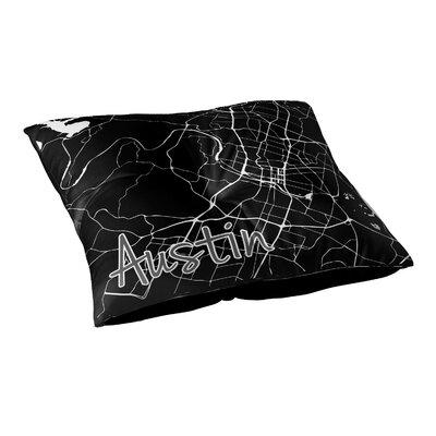 Austin Floor Pillow Size: 23 H x 23 W x 9.5 D