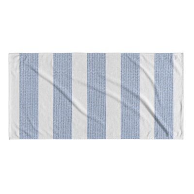 Centerville Beach Towel Color: Blue