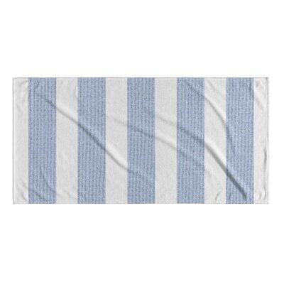 Centerville Beach Towel Color: Blue