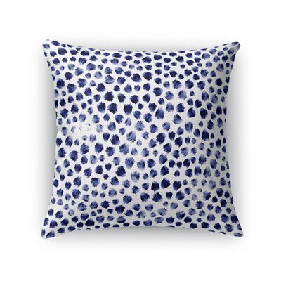 Animal Spot Throw Pillow Size: 18 H x 18 W x 5 D
