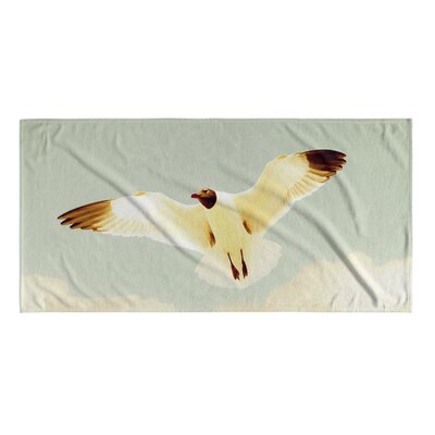 Aloft Beach Towel