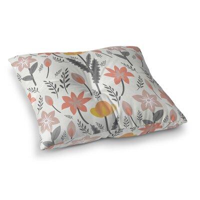 Bunny Love Trois Floor Pillow Size: 26 H x 26 W x 12.5 D