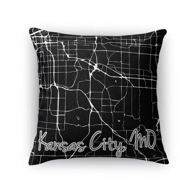 Kcmo Throw Pillow Size: 16 H x 16 W x 5 D