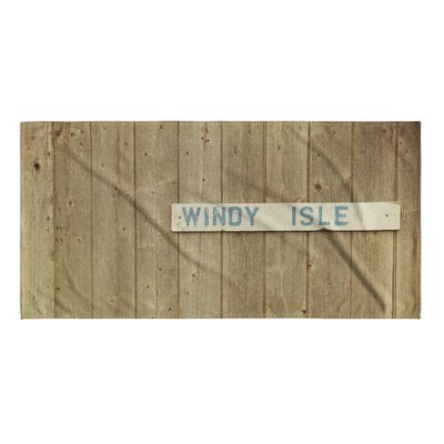 Windy Isle Beach Towel