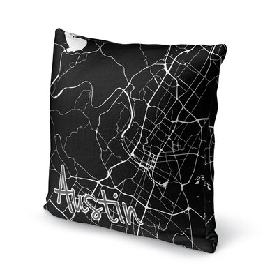 Austin Accent Pillow Size: 18 H x 18 W x 5 D