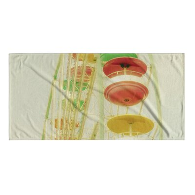 Gumdrops Beach Towel