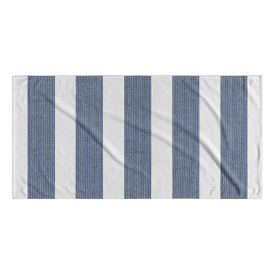 Centerville Beach Towel Color: Gray/Blue