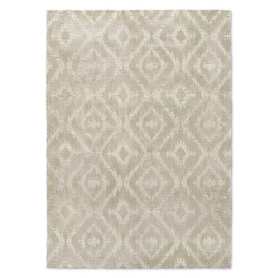 Delores Ivory Area Rug Rug Size: 8 x 10