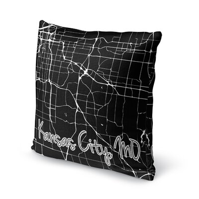 Kcmo Accent Pillow Size: 18 H x 18 W x 5 D
