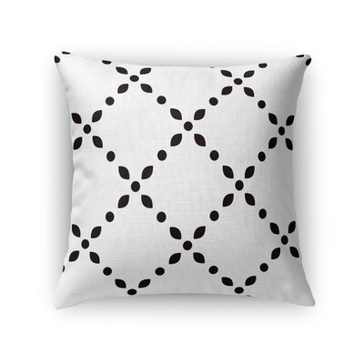 Spot Diamond Throw Pillow Size: 18 H x 18 W x 5 D