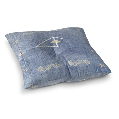 Knute Floor Pillow Size: 26 H x 26 W x 12.5 D