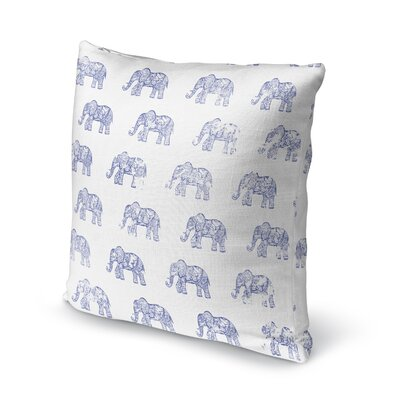 Netea Throw Pillow Size: 18 H x 18 W x 5 D