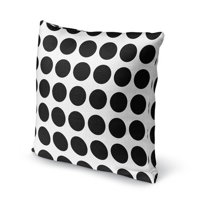 Fat Dot Accent Pillow Size: 18 H x 18 W x 5 D