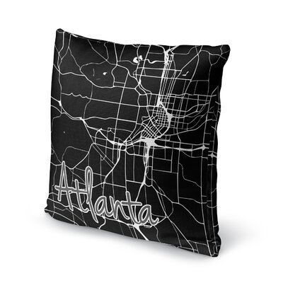 Atlanta Accent Pillow Size: 18 H x 18 W x 5 D