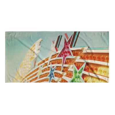 Shooting Stars Beach Towel